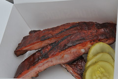 Blue Smoke Kansas City Spare Ribs at Nationals Park