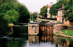 Hackney (richwall100 - Thank you for Two Million views) Tags: london poetry poem lock regentscanal hackney verse lyric lockgate actonslock