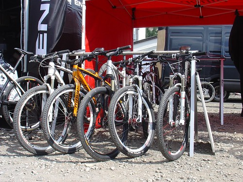 Niner Demo Bikes in Willingen
