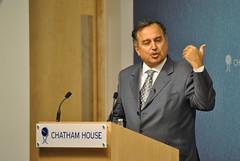 Ambassador Nabil Fahmy