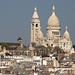 Sacre Coeur, viewed from Lafayette's roof