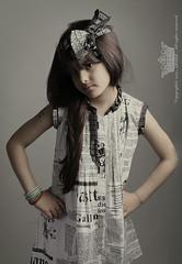 "Miss Nora \    (Queen333"" ) Tags: portrait black girl canon john studio mark 5 young queen ii 5d   galliano 24105   f4l      a     ghadah    onaizah"