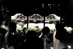 on the third day he rose again (charles trinidad) Tags: bw dead death nikon flickr philippines jesus streetphotography savior jesuschrist goodfriday blackandwhitephotography lent d60 blackandwhitephoto nikor santolan prusisyon charlestrinidad onthethirddayheroseagain