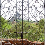 "Ironwork at Shwegugyi <a style=""margin-left:10px; font-size:0.8em;"" href=""http://www.flickr.com/photos/14315427@N00/7067095521/"" target=""_blank"">@flickr</a>"