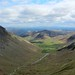 Mickleden and the Langdale Pikes