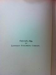 IMG_0572 (Rowayton Library) Tags: cagnina