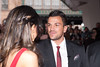 Peter Andre 'Fake Bake' celebrity ball at the Radisson hotel - Arrivals Glasgow, Scotland