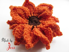 "Crochet Serenity Flower • <a style=""font-size:0.8em;"" href=""http://www.flickr.com/photos/66263733@N06/7373635874/"" target=""_blank"">View on Flickr</a>"