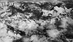 Flying Over The Snowy Himalayan Mountain (1 Million Views, Special thanks to all flickr friends and visitors) ( DocBudie) Tags: india mountain aerialview leh jk ladakh northindia snowcappedmountain 1million amillionviews himalayamountain 1juta jammuandkashmirprovince