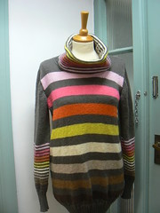 Stripy (vw4y) Tags: wool wales knitting stripes whitland colourway woolshop bergeredefrance