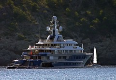 Northern Star (Bricheno) Tags: espaa holiday boat spain espanha mediterranean ship yacht espana mallorca spanien spagna spanje majorca baleares soller portdesoller  espanya  balearics northernstar hiszpania sller portdesller   bricheno