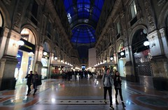() Shopping Absolutely ~ alleria Vittorio Emanuele II@ Milan ~ (PS~~) Tags: street city travel italien light vacation italy holiday milan building history bike architecture backlight night facade canon photography design europa europe italia cityscape shadows alba milano pigeons arcade culture restaurants tourist structure historic architect artists stadt dome shops civilization hotels bluehour piazza duomo traveling visual explorers lombardia travelers galleria structural global itali emanuele vittorio bicicletta nightexposure lombardy shoppingmalls mailand piazzadelduomo historico lombardei milancathedral norditalien galleriavittorioemanueleii europei crowdedplace giuseppemengoni oberitalien crowdpeople sibemolle  euwanderlust