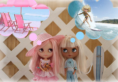 Blythe A Day ~ May 2014 ~ Day 31 BEACH