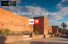 Video_Marrakech (FM Photographer) Tags: marrakech morocco marruecos majorelle garden jardin muralla wall medina djemaaelfna plaza square especias pices spices bab koutoubia minar
