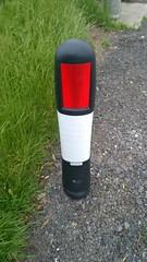 Balise Reflectmaster RX (Glasdon Europe Sarl) Tags: glasdon glasdonfr bornes borneurbaine traficpotelets trafic reflectmasterrx