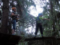 P8234082e (topzdk) Tags: treeclimbing summer 2016 czechrepublic ski slope lanovy park