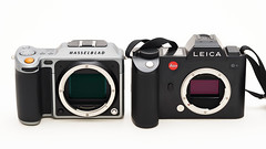 Hasselblad X1D-50c & Leica SL (Khun_K) Tags: hasselblad x1d x1d50c xcd leica sl leicasl digital ff mediumformat mf camera luxury