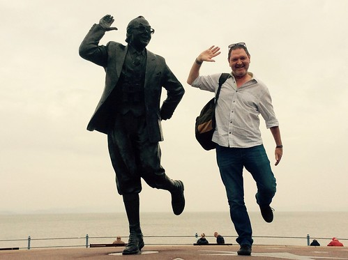 Morecambe & (not so) Wise