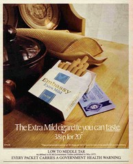 EMBASSY MILD (old school paul) Tags: vintage ads embassy smoking 1975 cigarettes tobacco adverts