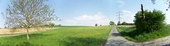 Panorama Aufnahmen aus dem Dreilndereck bei Kandern/Lrrach (barrabez_germany) Tags: panorama landscape natur felder berge landschaft lrrach schwarzwald blackforest wiesn kandern tannenkirch