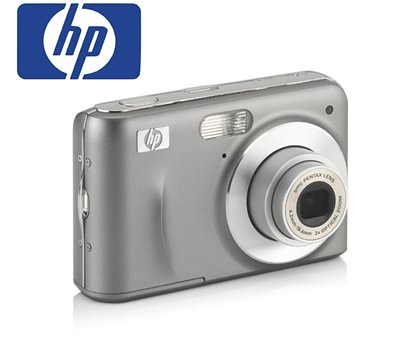 "HP Photosmart M737 8MP Digital Camera with 3x Optical Zoom and 2.5"" LCD Display"