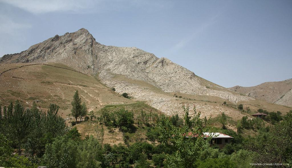 Montagnes ouzbèkes, près de Chakhrisabz