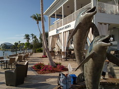 Snook Bight Marina on Fort Myers Beach