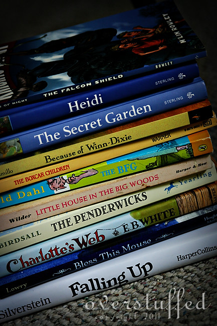 Summer reading list for 8-year-old girl going into 3rd grade