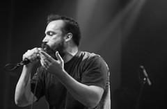 Neil Fallon (dimitris tsironis) Tags: live neil athens clutch rocknroll fallon