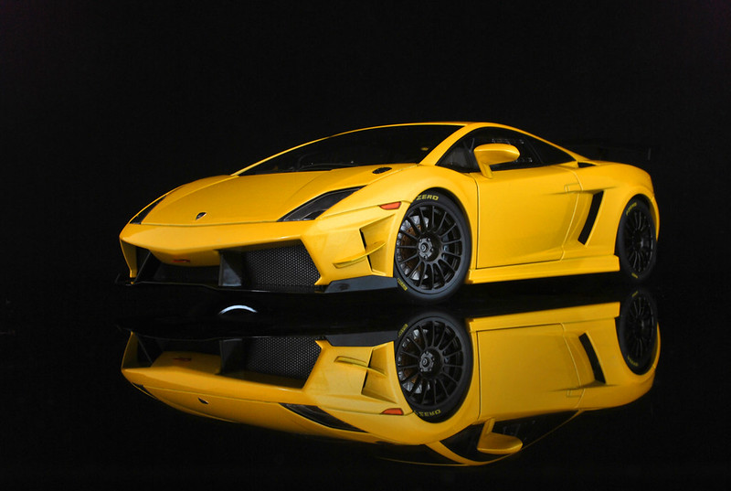 DiecastSociety.com • View topic - Nicadraus' Lamborghini collection ...