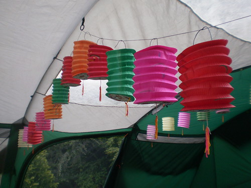 A party tent!