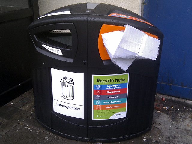 Hackney Recycles