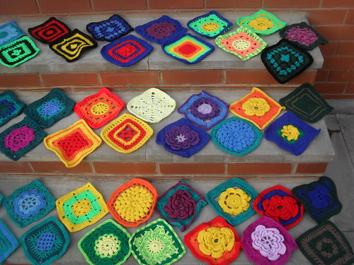 Here they are 60 Beautiful Squares!