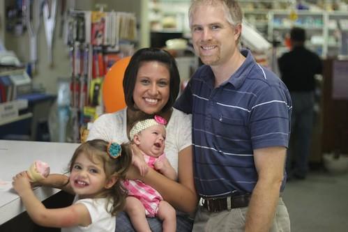 family pic josefines bday 2011