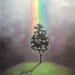 rainbow tree (small)