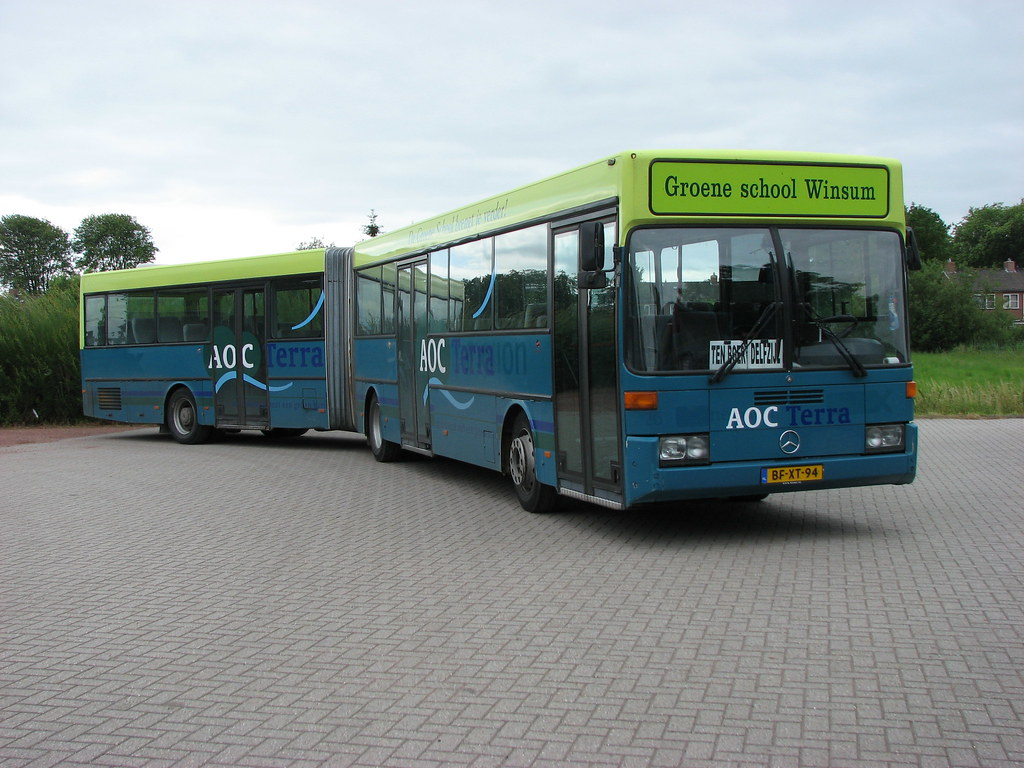 Aoc Terra Groningen : The world s most recently posted photos of bus and terra flickr