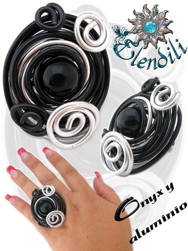 Onyx y aluminio by **Elendili**