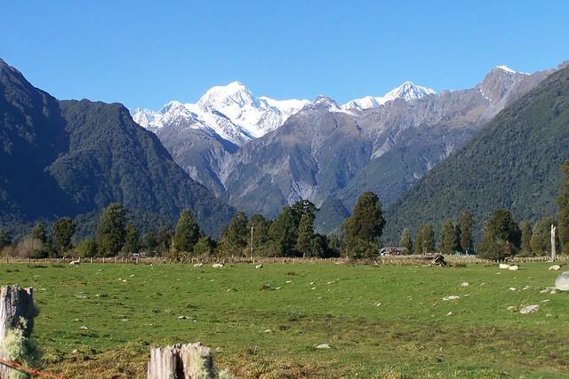 West Coast Drive New Zealand