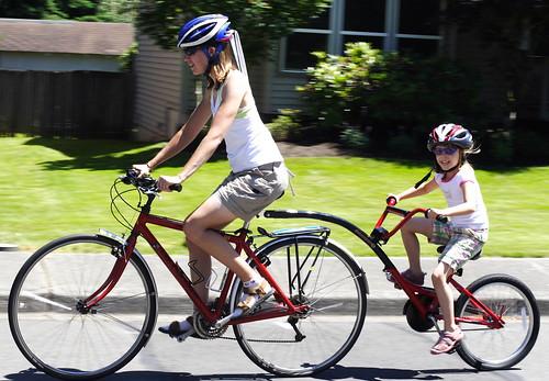 Trail-a-Bike Trial 3