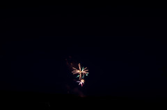 Fireworks 2011 (Terry-B) Tags: blue red orange white color green fireworks nikond7000