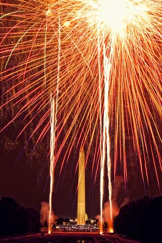 DC fireworks 2011
