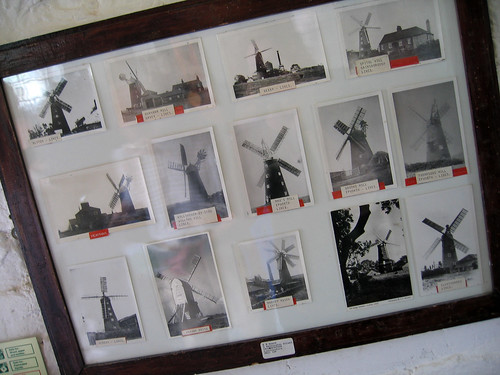 Old photos of Lincolnshire windmills