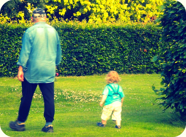 walk like grandad