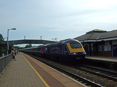43020+43187 (Conner Nolan) Tags: passion mtu tivertonparkway fgw 43020 43187 mtupower mtupowerpassionpartnership