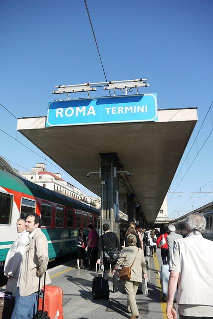 Roma Termini 羅馬特米尼車站