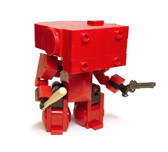 Little Devil (MacLane) Tags: robot lego mecha moc legomoc