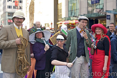 Easter Day Parade 2012 NYC 40 (1) (Greg Martin Photo) Tags: nyc newyorkcity ladies usa color religious happy spring joy hats parade celebration american northamerica christianity fifthave bonnets easterday milliners culturalevent traditionallydressed