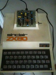 Sinclair ZX80 - My very first computer (Xmas 1981) (retrocomputers) Tags: sinclair z80 retrocomputing zx80