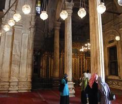 Citadel, Mohmmed Ali mosque (chericbaker) Tags: citadel mosque cairo mohammedali