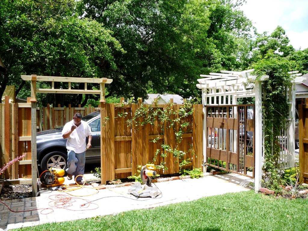 The World S Best Photos Of Craftsman And Gate Flickr